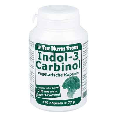 Indol 3 Carbinol 250 mg Vegitarische Kapseln  bei Apotheke.de bestellen