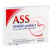 Ass Stada Protect 100 mg magensaftresistent   Tabletten