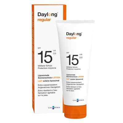 Daylong regular Spf 15 Lotion