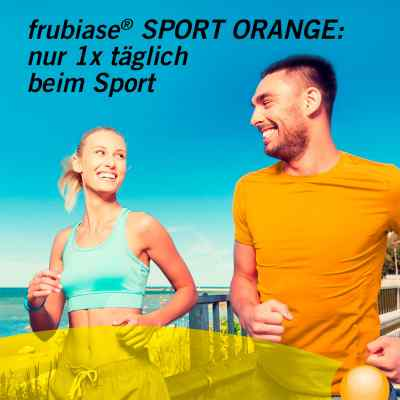 Frubiase Sport Brausetabletten Orange  bei Apotheke.de bestellen