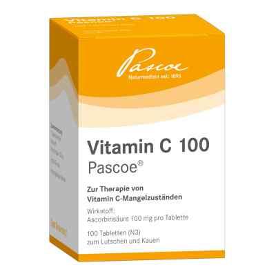 Vitamin C100 Pascoe Tabletten  bei Apotheke.de bestellen