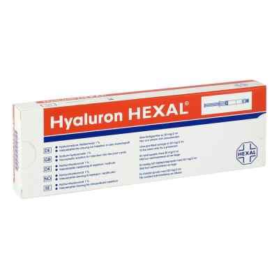 Hyaluron Hexal Fertigspritzen  bei Apotheke.de bestellen