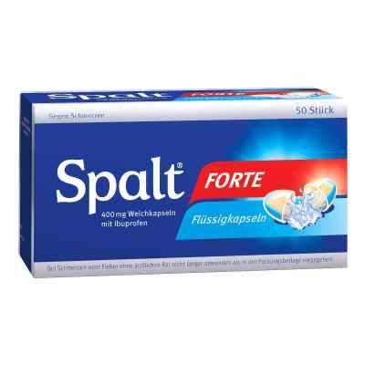 Spalt Forte 400mg Weichkapseln  bei Apotheke.de bestellen