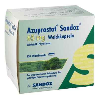 Azuprostat Sandoz 65 mg Weichkapseln