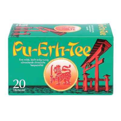 Pu Erh Tee Filterbeutel  bei Apotheke.de bestellen