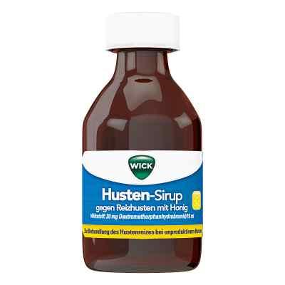 WICK Husten-Sirup gegen Reizhusten mit Honig  bei Apotheke.de bestellen