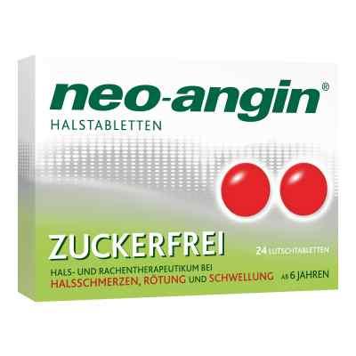 Neo-Angin Halstabletten zuckerfrei  bei Apotheke.de bestellen