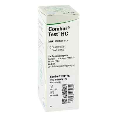 Combur 5 Test Hc Teststreifen  bei Apotheke.de bestellen