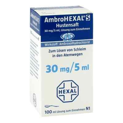 AmbroHEXAL S Hustensaft 30mg/5ml bei Apotheke.de bestellen