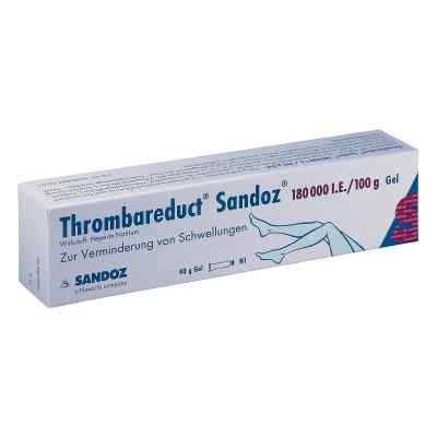 Thrombareduct Sandoz Gel 180000 I.E./100g  bei Apotheke.de bestellen