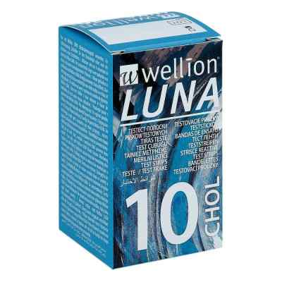 Wellion Luna Cholesterinteststreifen  bei Apotheke.de bestellen