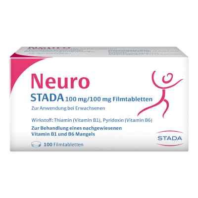 Neuro Stada Filmtabletten  bei Apotheke.de bestellen