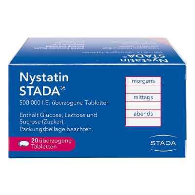 Nystatin STADA 500000 internationale Einheiten  bei Apotheke.de bestellen