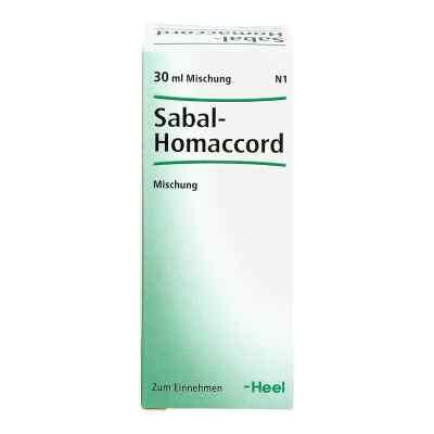 Sabal Homaccord Tropfen  bei Apotheke.de bestellen