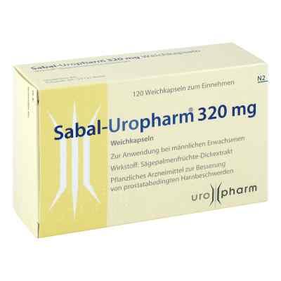 Sabal-Uropharm 320mg