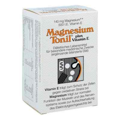 Magnesium Tonil plus Vitamin E Kapseln  bei Apotheke.de bestellen