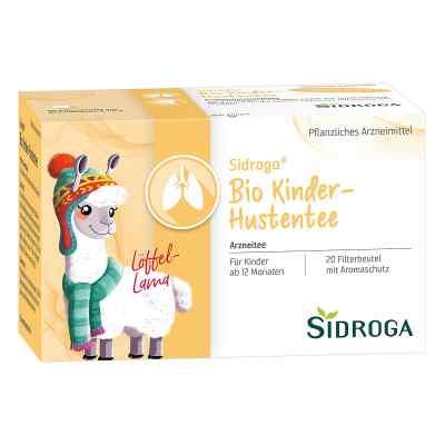 SIDROGA Bio Kinder Hustentee bei Apotheke.de bestellen