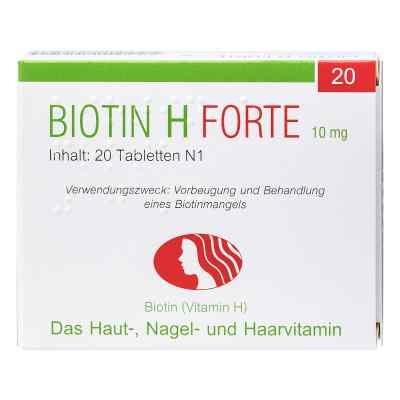 Biotin H forte Tabletten  bei Apotheke.de bestellen