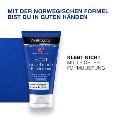 Neutrogena norweg.Formel sofort einzieh.Handcreme  bei Apotheke.de bestellen