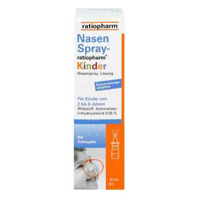 NasenSpray-ratiopharm Kinder  bei Apotheke.de bestellen