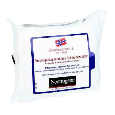 Neutrogena norweg.Formel Reinigungstücher  bei Apotheke.de bestellen