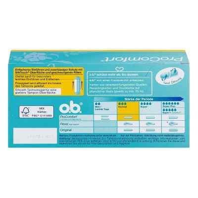 O.b. Tampons Procomfort normal  bei Apotheke.de bestellen