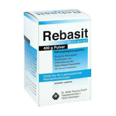 Rebasit Mineral Pulver  bei Apotheke.de bestellen