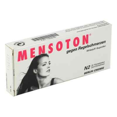 MENSOTON gegen Regelschmerzen  bei Apotheke.de bestellen