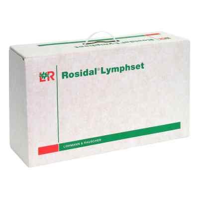 Lymphset 6 Bein gross Schaumstoffbinde  bei Apotheke.de bestellen