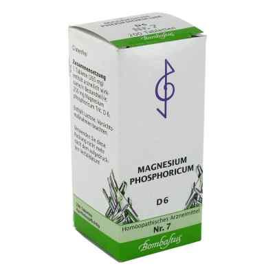 Biochemie 7 Magnesium phosphoricum D6 Tabletten  bei Apotheke.de bestellen