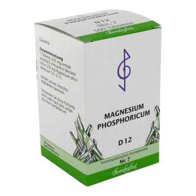 Biochemie 7 Magnesium phosphoricum D 12 Tabletten  bei Apotheke.de bestellen