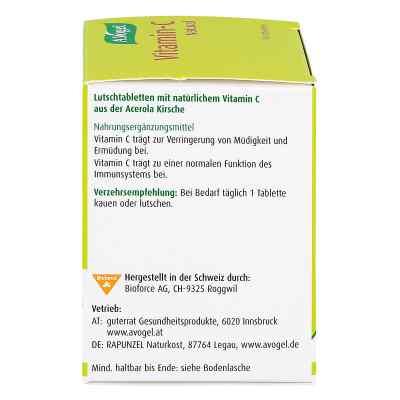 Vitamin C A. Vogel Lutschtabletten  bei Apotheke.de bestellen