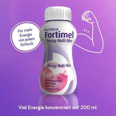 Fortimel Energy Multi Fibre Erdbeergeschmack  bei Apotheke.de bestellen