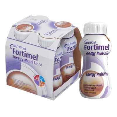 Fortimel Energy Multi Fibre Schokoladengeschmack  bei Apotheke.de bestellen