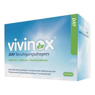 Vivinox Day Beruhigungsdragees Baldrian+Melisse+Passionsbl.  bei Apotheke.de bestellen