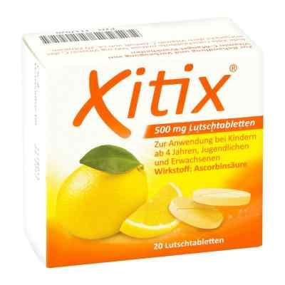 Xitix Lutschtabletten  bei Apotheke.de bestellen