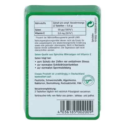 Spiruselen Selen Spirulina Tabletten  bei Apotheke.de bestellen