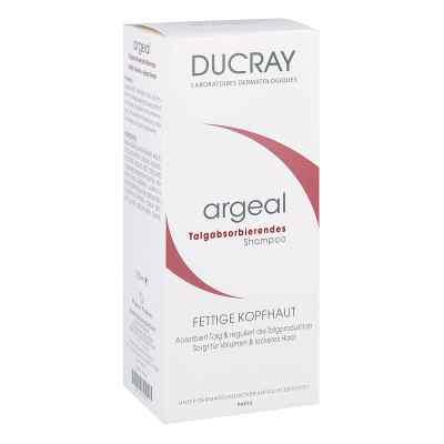 ducray argeal shampoo gegen fettiges haar 150 ml ihre g nstige online versand apotheke im. Black Bedroom Furniture Sets. Home Design Ideas