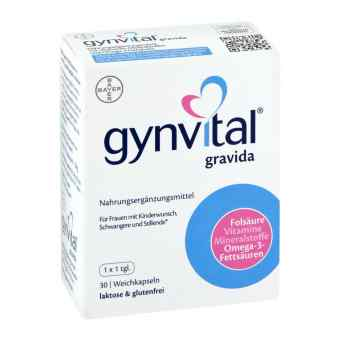 Gynvital Gravida Weichkapseln bei Apotheke.de bestellen