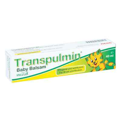 Transpulmin Baby Balsam mild bei Apotheke.de bestellen