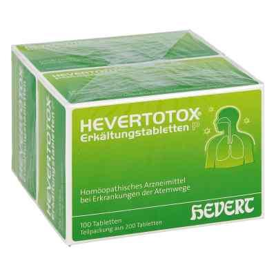 Hevertotox Erkältungstabletten P  bei Apotheke.de bestellen