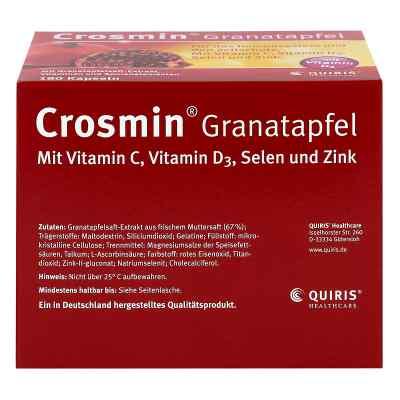 Crosmin Granatapfel Kapseln  bei Apotheke.de bestellen