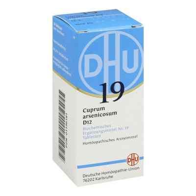 Biochemie Dhu 19 Cuprum arsenicosum D12 Tabletten  bei Apotheke.de bestellen