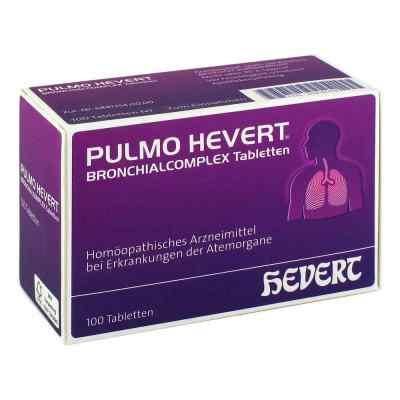 Pulmo Hevert Bronchialcomplex Tabletten  bei Apotheke.de bestellen