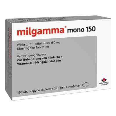 Milgamma mono 150 überzogene Tabletten  bei Apotheke.de bestellen