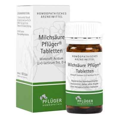Milchsäure Pflüger Tabletten  bei Apotheke.de bestellen
