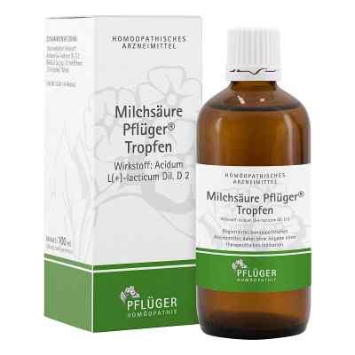 Milchsäure Pflüger Tropfen  bei Apotheke.de bestellen