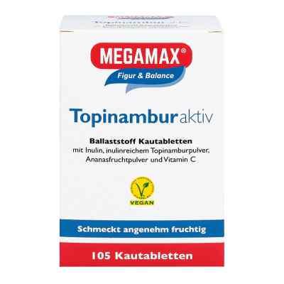 Topinambur Aktiv Megamax Kautabletten  bei Apotheke.de bestellen