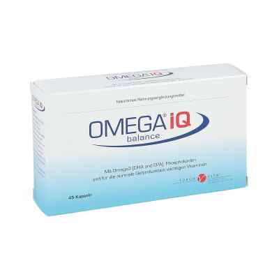 Omega Iq Kapseln  bei Apotheke.de bestellen
