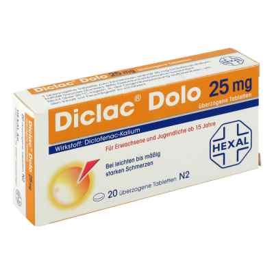 Diclac Dolo 25mg